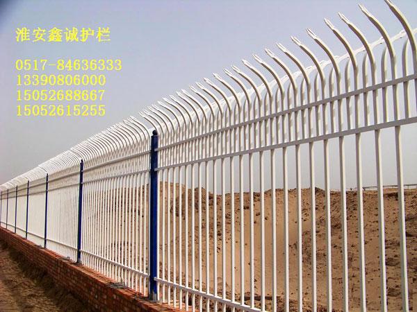 防爬围墙栏杆系列