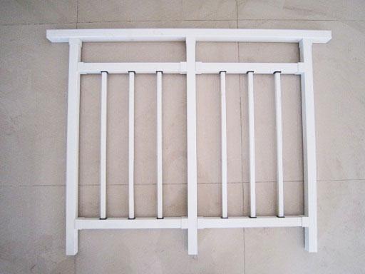 静电喷涂护栏(阳台)