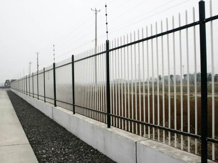 2横杆护栏